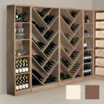 Wein Regal Regal Weinregal Prestige 111 Und 112 Aus Massiver Eiche Promondo Bad Wandregal Regal Würfel Kleines Weiß Weinkisten Industrie Nach Maß Designer Regale