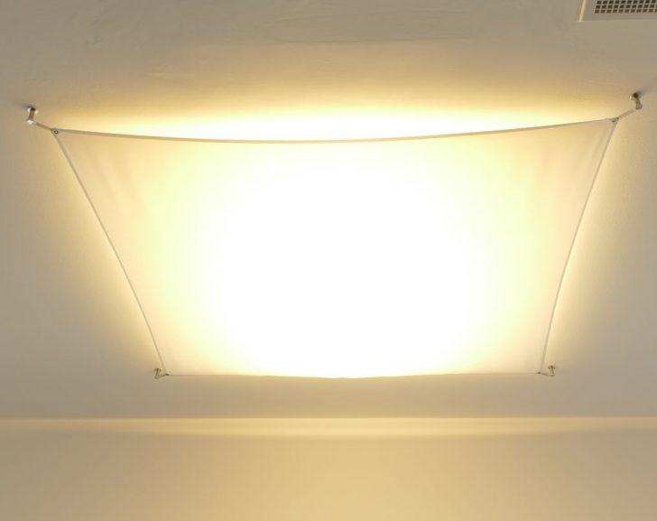 Medium Size of Deckenleuchte Selber Bauen Decken Segeltuch Mit Spannset Kaufen Lichtakzenteat Velux Fenster Einbauen Moderne Wohnzimmer Einbauküche Neue Led Bad Wohnzimmer Deckenleuchte Selber Bauen