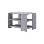 Esstisch Betonplatte Esstische Esstisch Betonplatte Couchtisch Wohnzimmertisch Sofatisch Tisch 70 50 Cm Ablagebden Mit Baumkante Deckenlampe Weiß Ausziehbar Oval Shabby Chic Wildeiche