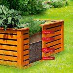 Hochbeet Vlies Welche Folie Oder Frs 6 Garten Wohnzimmer Hochbeet Hornbach