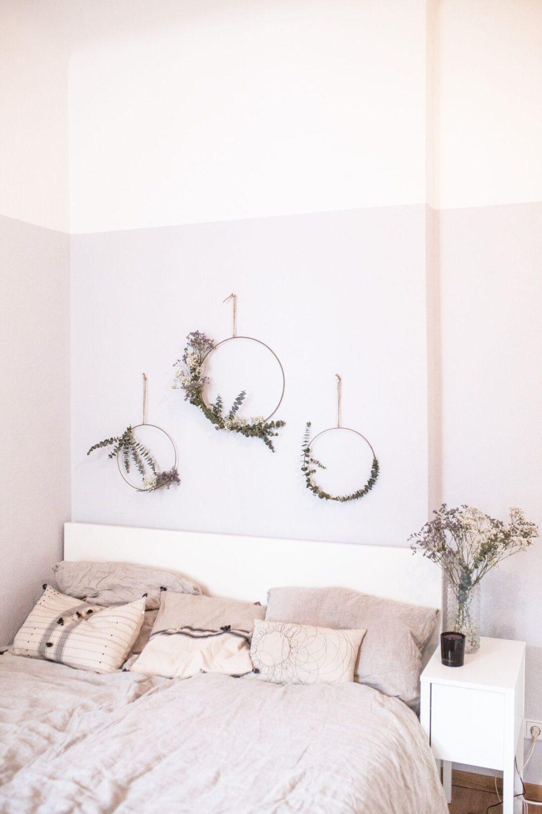 Large Size of Wanddeko Ideen Diy Eukalyptus Kranz Wohnzimmer Tapeten Küche Bad Renovieren Wohnzimmer Wanddeko Ideen