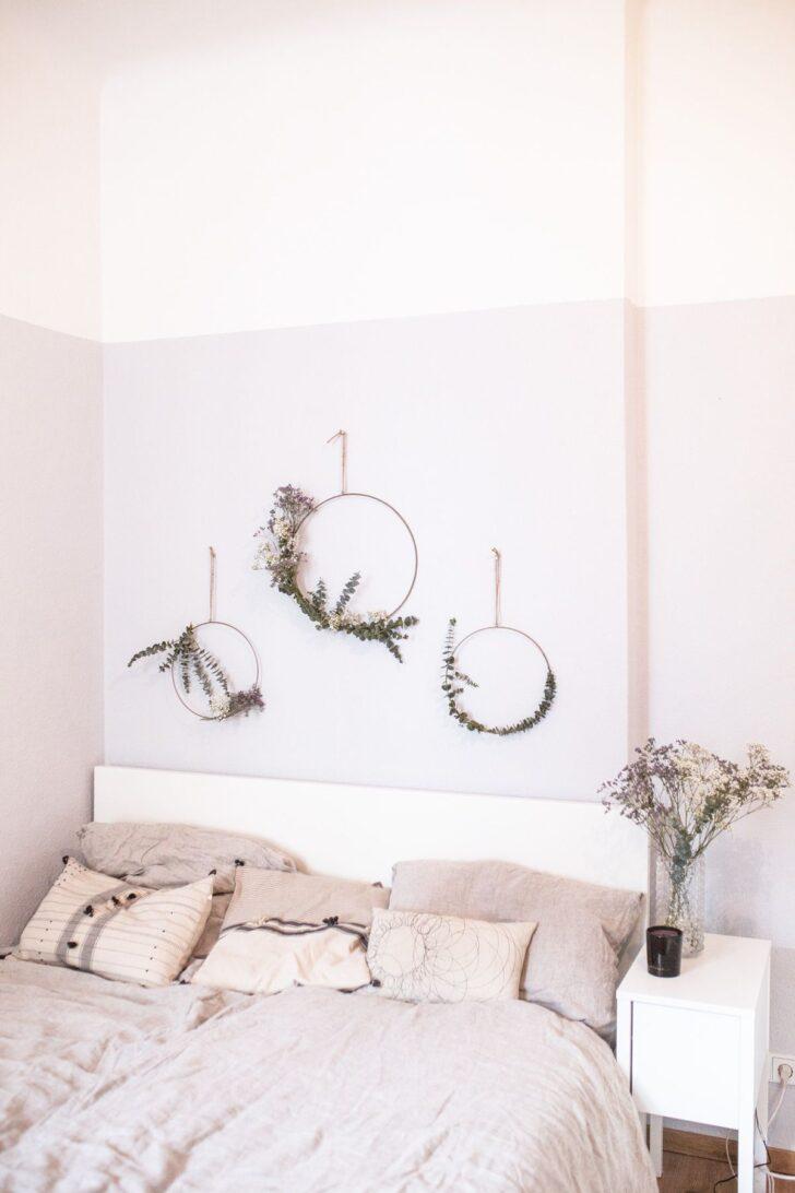 Medium Size of Wanddeko Ideen Diy Eukalyptus Kranz Wohnzimmer Tapeten Küche Bad Renovieren Wohnzimmer Wanddeko Ideen
