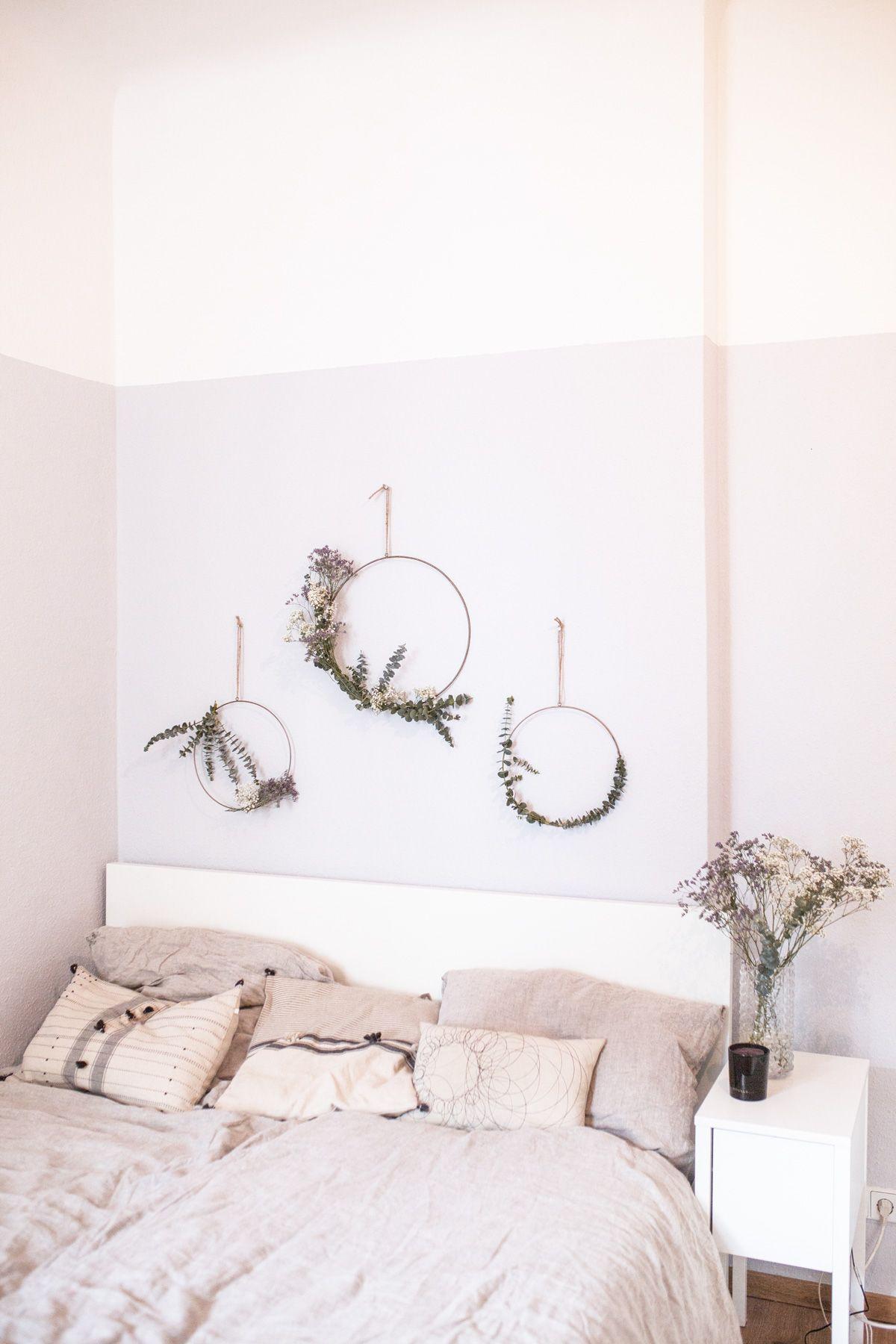 Full Size of Wanddeko Ideen Diy Eukalyptus Kranz Wohnzimmer Tapeten Küche Bad Renovieren Wohnzimmer Wanddeko Ideen