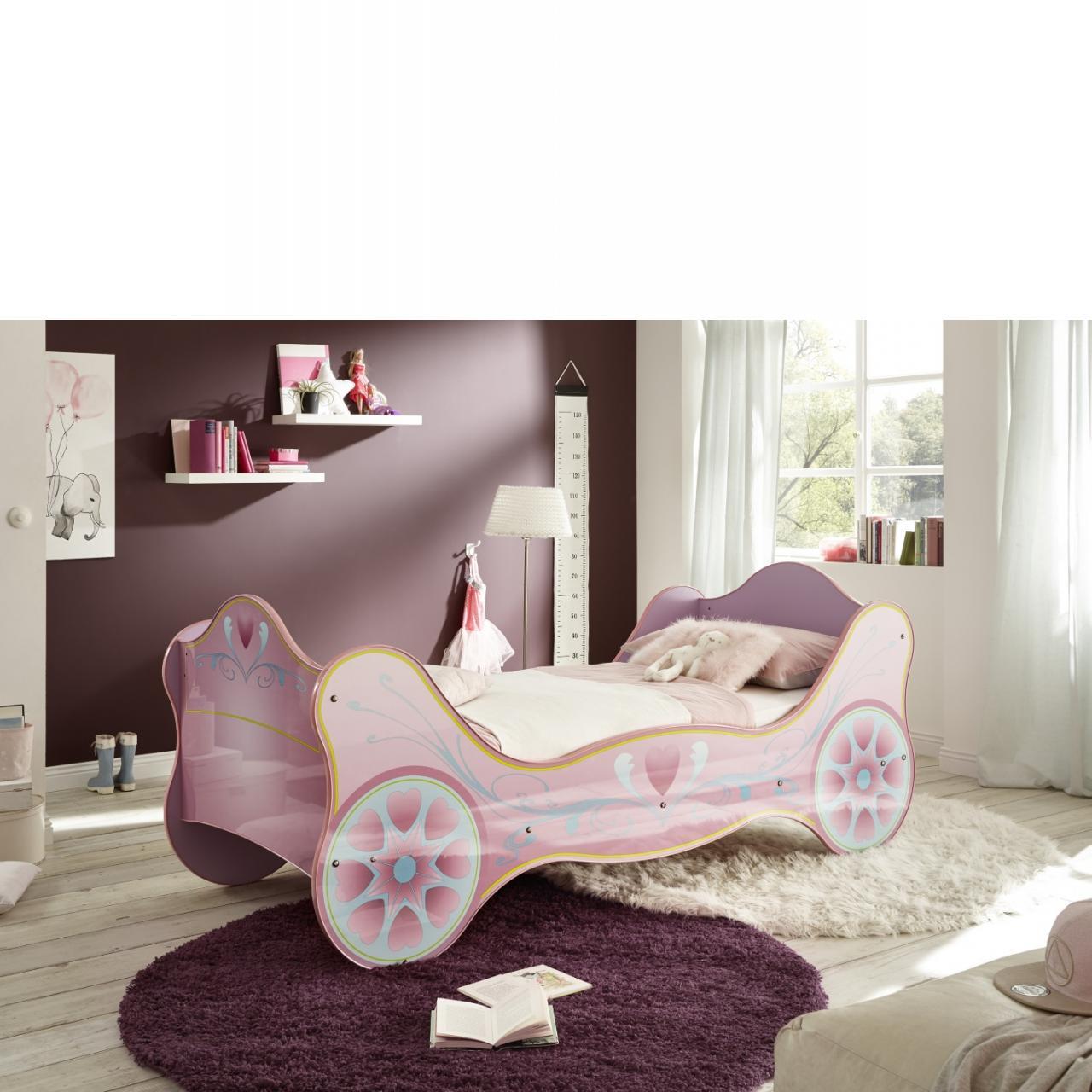 Full Size of Kinderbett Sissy Lila 90x200 Cm Kinderzimmer Auto Mdchen Bett Mädchen Betten Wohnzimmer Kinderbett Mädchen