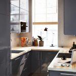 Ikea Singleküche Wohnzimmer Praktische Einbaukche In Grauer Glanzoptik Ikea S Miniküche Sofa Mit Schlaffunktion Betten Bei Singleküche Kühlschrank Küche Kosten Modulküche E Geräten