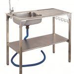 Edelstahl Multifunktionswaschtisch Spltisch Fr Real Outdoor Küche Kaufen Waschbecken Keramik Badezimmer Bad Wohnzimmer Outdoor Waschbecken