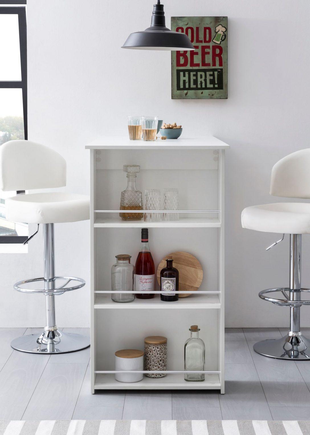 Large Size of Küchenbartisch Bartisch Wei 120 Online Kaufen Wohnzimmer Küchenbartisch