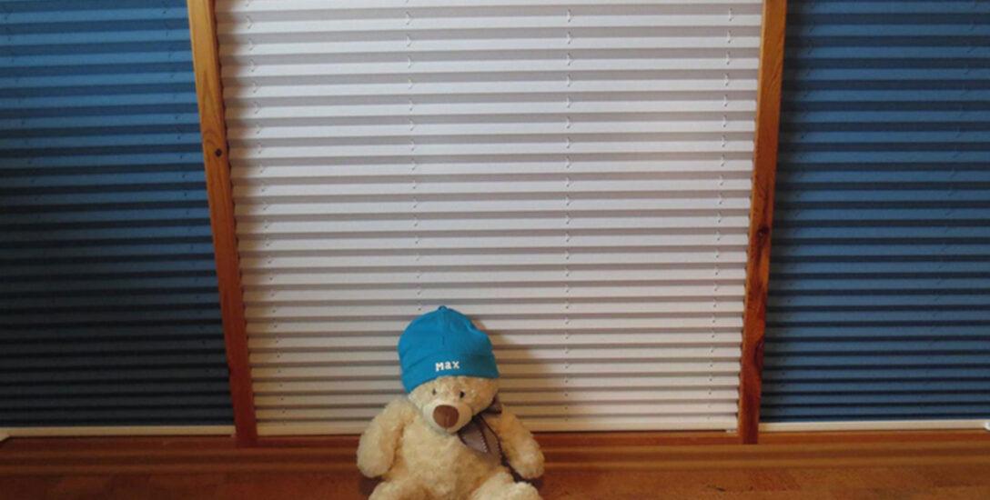 Large Size of Lrmschutz Mit Plissee In Zweilagiger Wabenstruktur Regal Kinderzimmer Weiß Sofa Fenster Regale Kinderzimmer Plissee Kinderzimmer