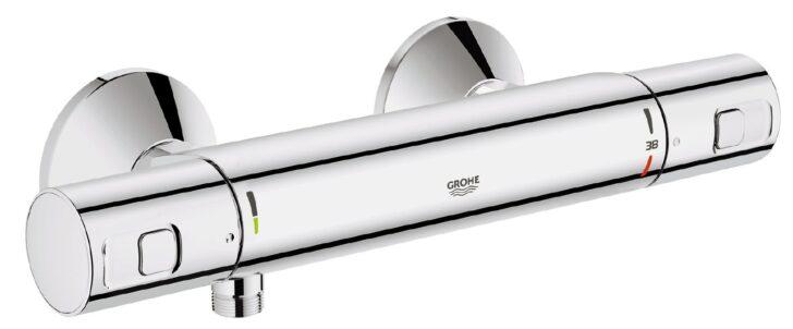 Medium Size of Grohe Thermostat Dusche Precision Start Ebenerdige Kosten Anal Einhebelmischer Duschen Kaufen Siphon Abfluss Schulte Werksverkauf Badewanne Mit Tür Und Dusche Grohe Thermostat Dusche