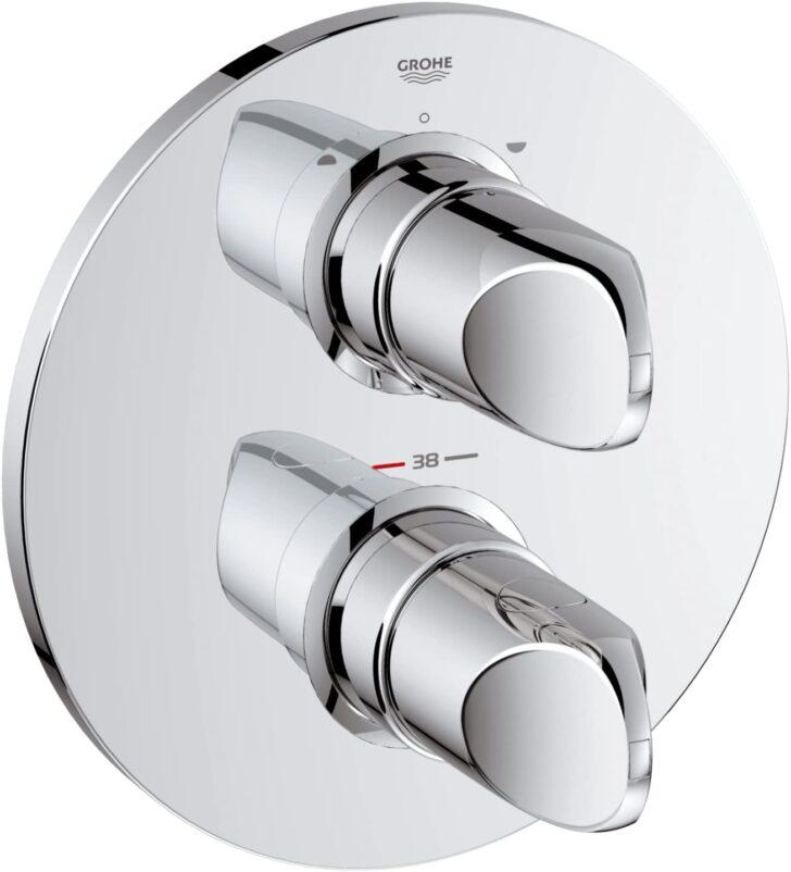 Medium Size of Thermostat Dusche Bodengleich Bluetooth Lautsprecher Schiebetür Fliesen Ebenerdige Kosten Mischbatterie Koralle Siphon 80x80 Eckeinstieg Unterputz Grohe Walk Dusche Grohe Thermostat Dusche