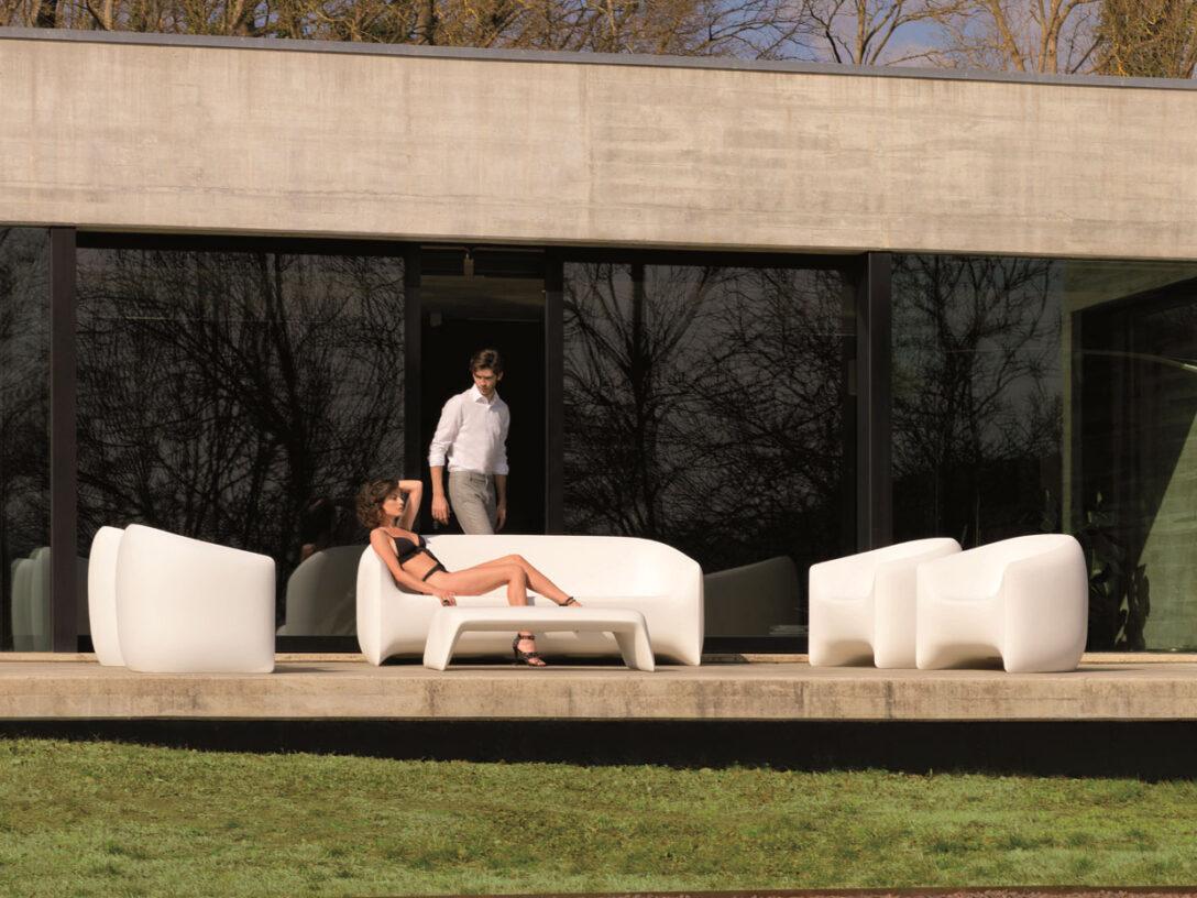 Large Size of Vondom Terrassen Lounge Set 2 Online Kaufen Borono Garten Loungemöbel Holz Sessel Sofa Möbel Günstig Wohnzimmer Terrassen Lounge