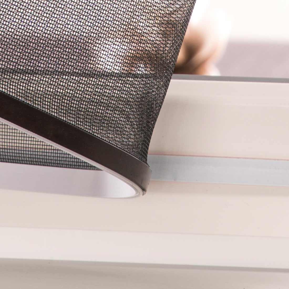 Full Size of Fliegengitter Magnet Easy Insektenschutzfenster 130x150 Fenster Magnettafel Küche Für Maßanfertigung Wohnzimmer Fliegengitter Magnet