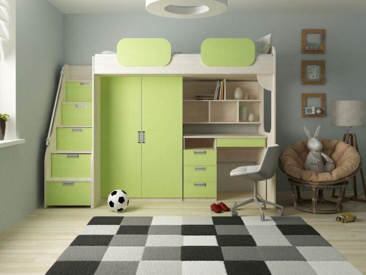 Medium Size of Hochbett Kinderzimmer Komfort Geko E1 Zertifizierten Spanplatten Regale Regal Sofa Weiß Kinderzimmer Hochbett Kinderzimmer