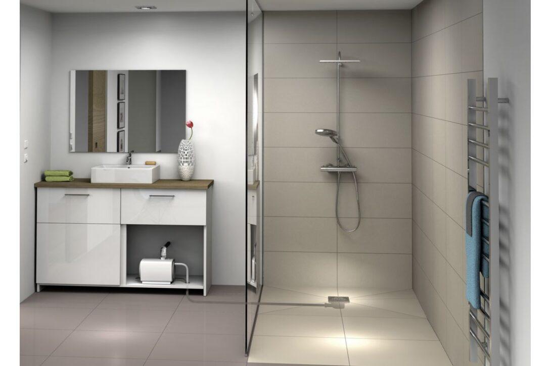 Large Size of Bodenebene Dusche Bodengleiche Berall Sanitrjournal Breuer Duschen Glastrennwand Mischbatterie Nischentür Unterputz Kaufen Thermostat Glasabtrennung Hüppe Dusche Bodenebene Dusche