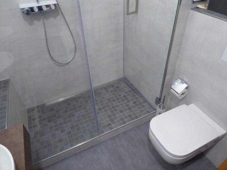 Medium Size of Bodenebene Dusche Thermostat Nischentür Unterputz Grohe Glaswand Rainshower Armatur Walk In Begehbare Duschen Badewanne Mit Mischbatterie Kaufen Sprinz Dusche Bodenebene Dusche