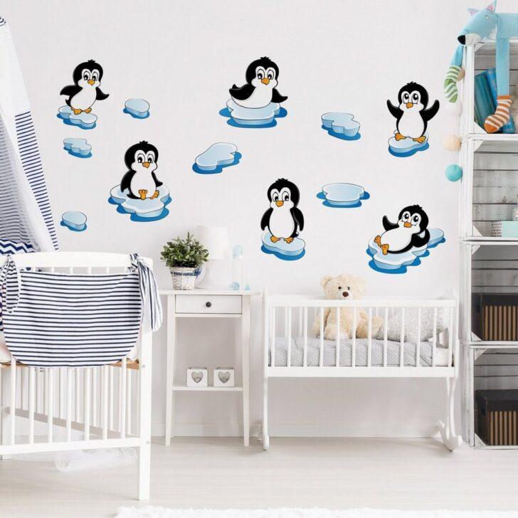 Medium Size of Bild Kinderzimmer Bilderwelten Wandtattoo Pinguin Set Wohnzimmer Bilder Xxl Sofa Regal Weiß Modern Glasbilder Küche Wandbild Wandbilder Schlafzimmer Regale Kinderzimmer Bild Kinderzimmer