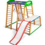 Klettergerüst Indoor Kindsport Aktivittsspielzeug Kletterturm Mit Rutsche Garten Wohnzimmer Klettergerüst Indoor