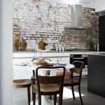 Schne Kchentapeten Ideen Fr Jeden Einrichtungsstil 30 Wohnzimmer Küchentapeten