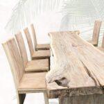 Groer Esstisch Massivholz Mit 8 Sthlen Dari Asia Antike Stühle Kleine Esstische Oval Grau Betonplatte Eiche Rund Stühlen Designer Modern Weiß Ausziehbar Esstische Stühle Esstisch