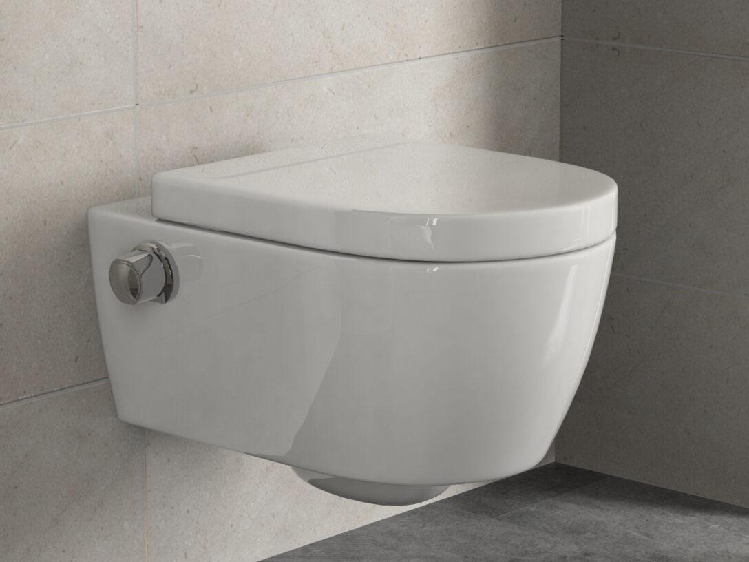 Large Size of Dusch Wc Taharet Wand Hngewc Bidet Toilette Mit Duschen Kaufen Dusche Einbauen Badewanne Geberit Anal Antirutschmatte Mischbatterie Breuer Begehbare Fliesen Dusche Dusch Wc