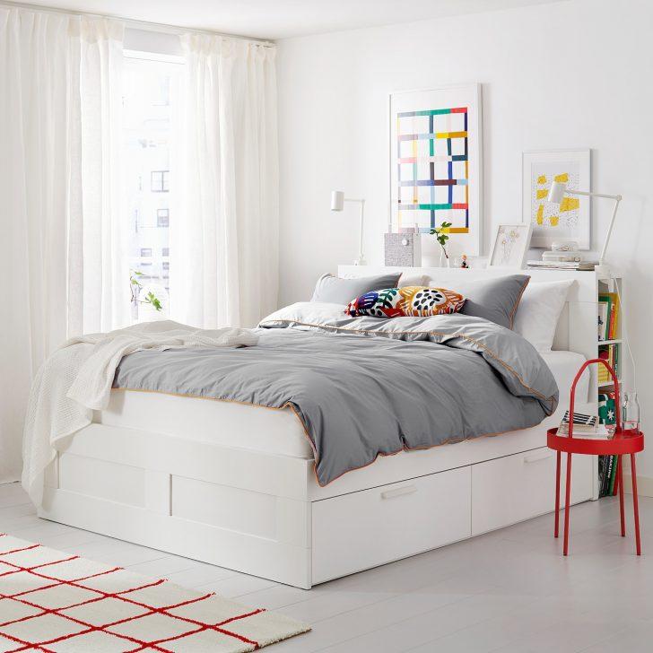 Medium Size of Bett Mit Stauraum Ikea 90x200 180x200 Hack Diy Malm 120x200 160x200 Viel Betten 140x200 Selber Bauen Brimnes Bettgestell Rattan Einbauküche Elektrogeräten Wohnzimmer Bett Mit Stauraum Ikea