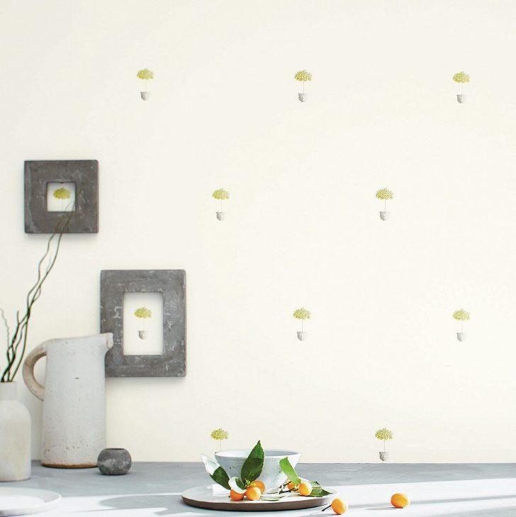 Medium Size of Hochwertige Tapeten Und Stoffe Kchentapete Bon Appecaselio Wohnzimmer Küchentapete