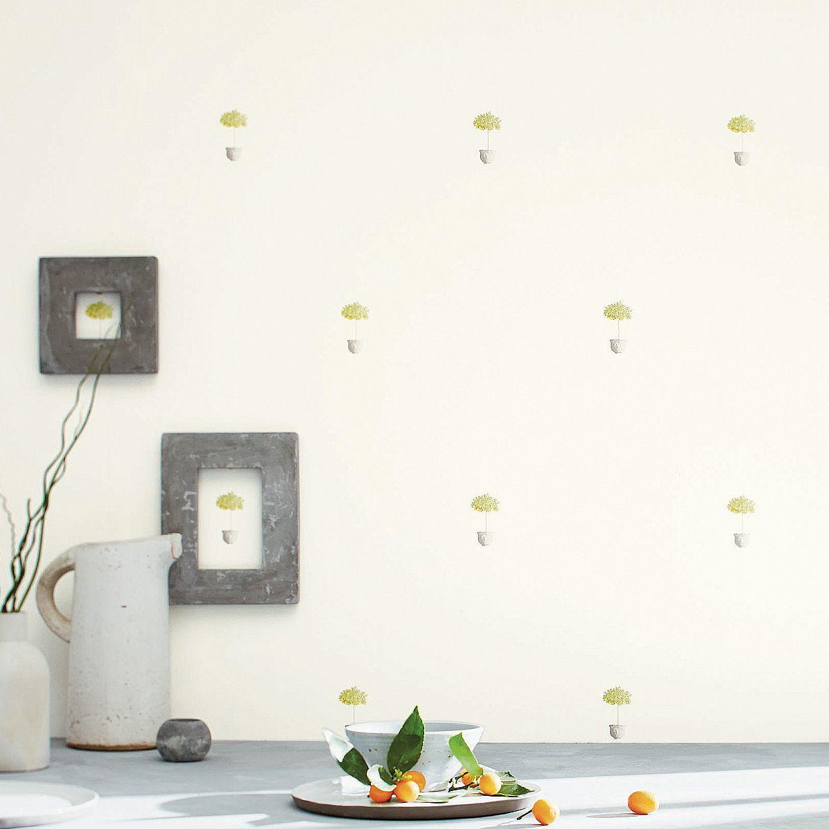 Full Size of Hochwertige Tapeten Und Stoffe Kchentapete Bon Appecaselio Wohnzimmer Küchentapete