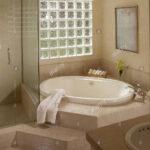 Kleine Moderne Duschen Dusche Bilder Ebenerdig Gefliest Gemauert Fliesen Bodengleiche Ohne Begehbare Badezimmer Modernes Eingelassene Badewanne Glasbaustein Dusche Moderne Duschen