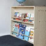 Kinderzimmer Bücherregal Diy Montessori Mbel Selber Bauen Kleiderschrank Und Bcherregal Regal Weiß Regale Sofa Kinderzimmer Kinderzimmer Bücherregal