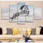 Regal Weiß Sofa Regale Kinderzimmer Kinderzimmer Pferd