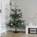 Wohnzimmer Weihnachtlich Dekorieren Wohnkonfetti Led Deckenleuchte Lampe Kommode Vorhänge Fototapete Kamin Vorhang Hängeschrank Schrankwand Deckenlampe Wohnzimmer Wohnzimmer Dekorieren