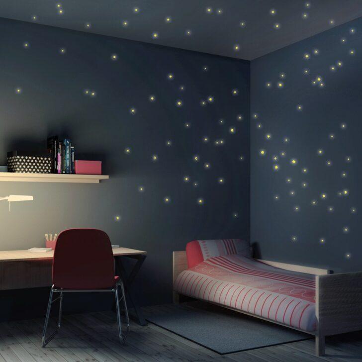 Medium Size of Sternenhimmel Kinderzimmer Wandtattoo 100er Set Regal Regale Weiß Sofa Kinderzimmer Sternenhimmel Kinderzimmer