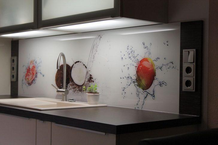 Medium Size of Küchenrückwand Ideen Kchenrckwand Aus Glas Mit Motiv Home Design Bad Renovieren Wohnzimmer Tapeten Wohnzimmer Küchenrückwand Ideen