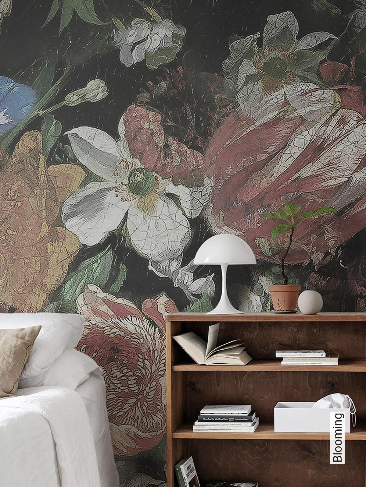Full Size of Schlafzimmer Tapete Tapeten Blumen Caseconradcom Für Die Küche Wandtattoos Komplett Günstig Regal Mit Lattenrost Und Matratze Schränke Fototapete Kommode Wohnzimmer Schlafzimmer Tapete