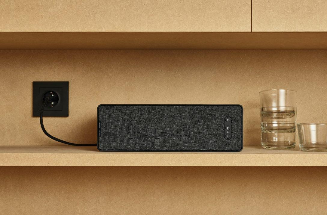 Large Size of Küchenregal Ikea Und Sonos Neue Symfonisk Lautsprecher Im Test Homekit Blog Sofa Mit Schlaffunktion Küche Kosten Miniküche Betten 160x200 Kaufen Bei Wohnzimmer Küchenregal Ikea