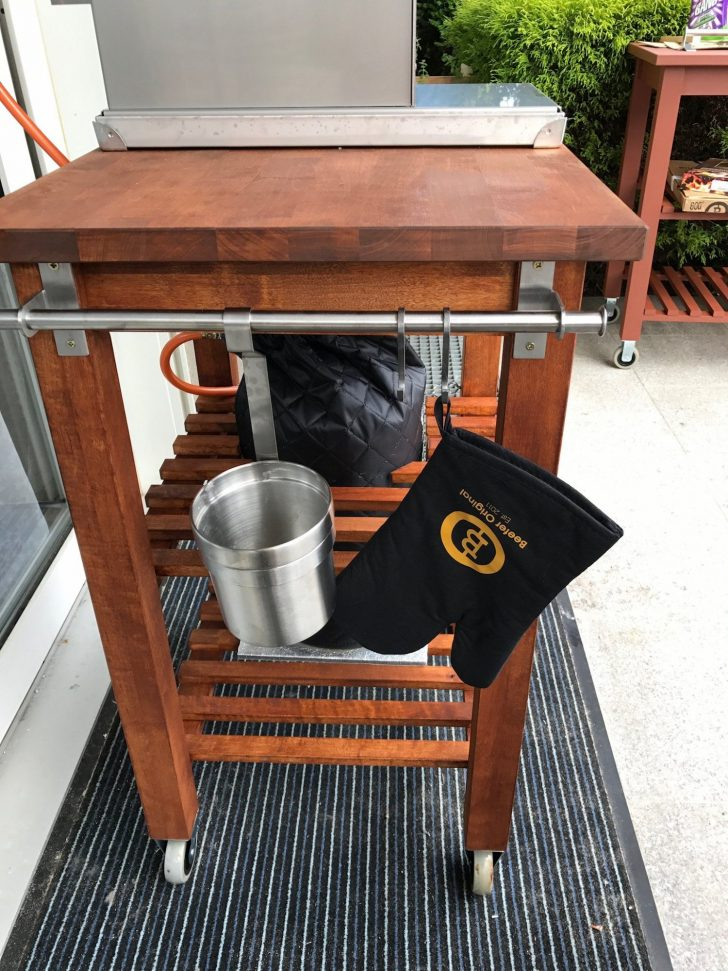 Der Ikea Bekvm Umbau Modding Threadseite 25 Grillforum Und Bbq Küche Pendelleuchte Barhocker Arbeitstisch Bodenbelag Edelstahlküche Gebraucht Weiß Hochglanz Wohnzimmer Outdoor Küche Ikea