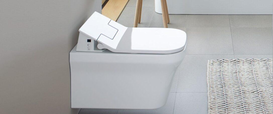 Large Size of Dusch Wc Aufsatz Der Sensowash Sitz Von Duravit Sorgt Fr Besonderes Walk In Dusche Duschen Kaufen Test Komplett Set Begehbare Ohne Tür Behindertengerechte Dusche Dusch Wc Aufsatz