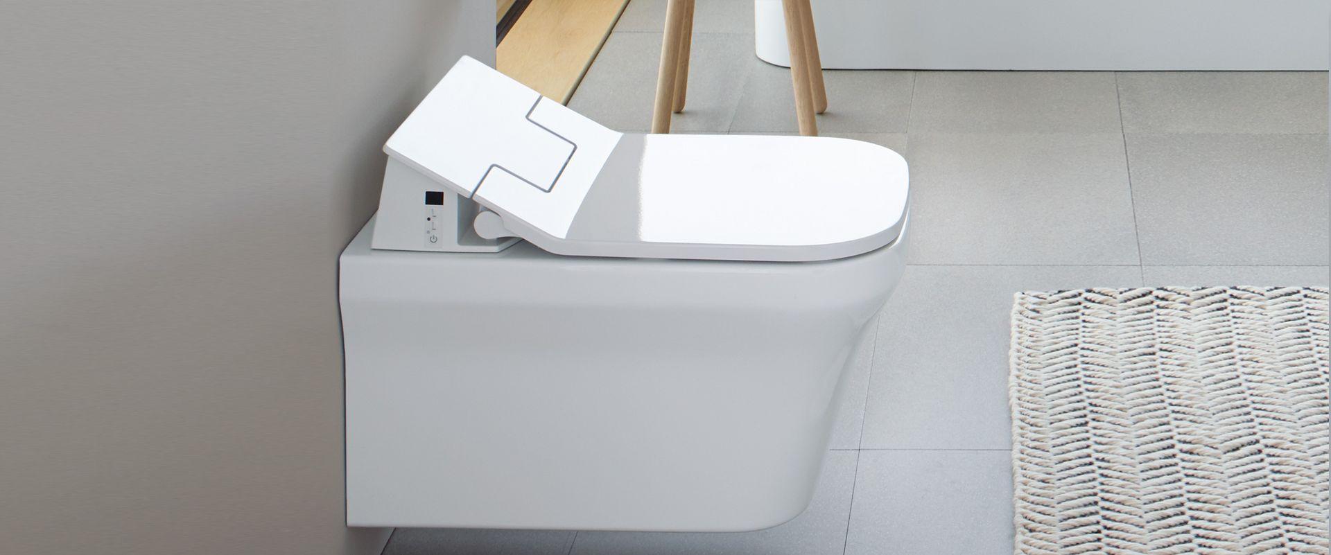 Full Size of Dusch Wc Aufsatz Der Sensowash Sitz Von Duravit Sorgt Fr Besonderes Walk In Dusche Duschen Kaufen Test Komplett Set Begehbare Ohne Tür Behindertengerechte Dusche Dusch Wc Aufsatz