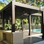 Pergola Modern Wohnzimmer Pergola Modern Residential Florida Moderne Deckenleuchte Wohnzimmer Esstische Bett Design Küche Holz Esstisch Tapete Bilder Fürs Schlafzimmer Garten