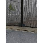 Magnetvorhang 95 Cm 235 Anthrazit Kaufen Bei Obi Magnettafel Küche Fliegengitter Für Fenster Maßanfertigung Wohnzimmer Fliegengitter Magnet