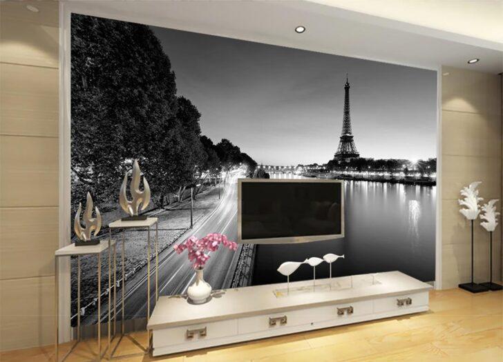 Medium Size of Telefon 3d Tapete Paris Turm Einfache Schwarzwei Küche Fototapeten Wohnzimmer Tapeten Für Die Fototapete Schlafzimmer Fenster Wohnzimmer 3d Tapete