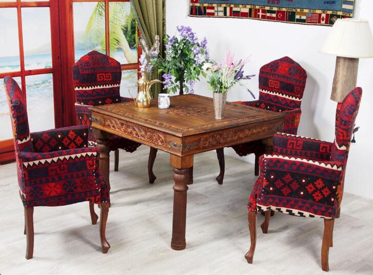 Medium Size of Esstisch Kolonialstil 100x100 Cm Antik Look Orient Massiv Holz Tisch Kleine Esstische Eiche Stühle Grau Ausziehbar Holzplatte Mit Stühlen Set Günstig Esstische Esstisch Kolonialstil