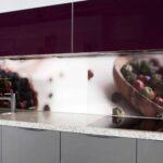 Rückwand Küche Nischenpaneele Aus Glas Marquardt Kchen Schwingtür Billig Wasserhähne Led Panel Jalousieschrank Hängeschränke Teppich Pantryküche Für Wohnzimmer Rückwand Küche