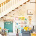 Einrichtung Kinderzimmer Kinderzimmer Spielecke Im Kinderzimmer Einrichten 45 Bunte Ideen Regal Weiß Sofa Regale