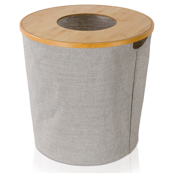 Medium Size of Wäschekorb Kinderzimmer Mve Wschekorb Mit Deckel Bamboo Wood Galeria Karstadt Kaufhof Regal Weiß Sofa Regale Kinderzimmer Wäschekorb Kinderzimmer