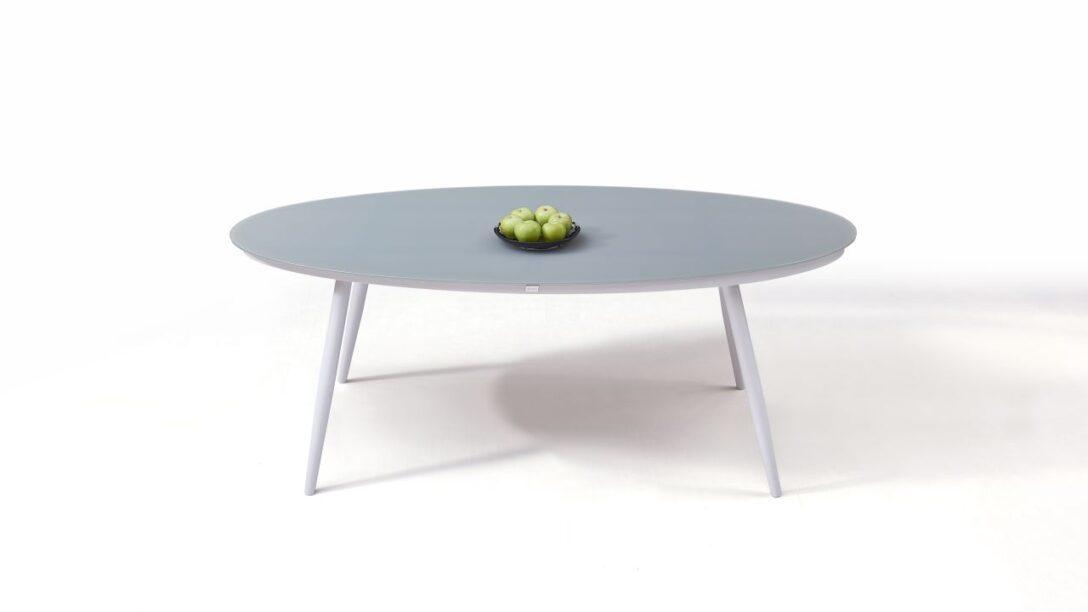 Large Size of Aluminium Dining Table Frosted Gl200 Cm Venjakob Esstisch Küche Weiß Matt Weißer Holz Massiv Massivholz Set Günstig Ovaler Weißes Schlafzimmer Bad Esstische Esstisch Oval Weiß