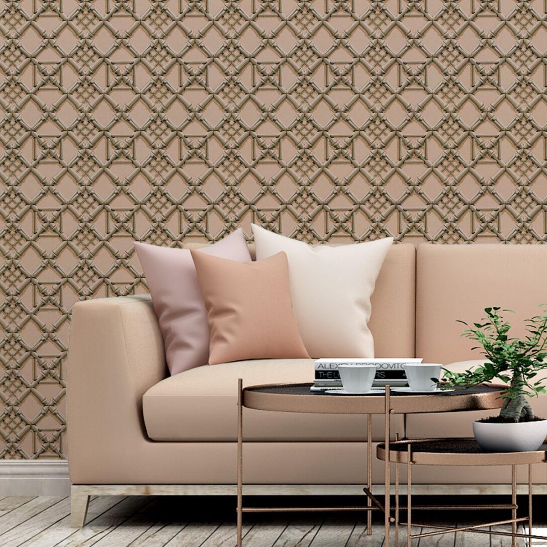 Large Size of Klassische Tapete Bambusgitter Wohnzimmer Sessel Tapeten Für Die Küche Gardine Decke Deckenleuchte Hängeleuchte Led Stehlampe Liege Schrankwand Wohnzimmer Wohnzimmer Tapeten