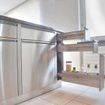 Edelstahl Küche Kche Kosten Ikea Drauen Einbaukche Edelstahlkche Bodenfliesen Bodenbelag Einbauküche Mit Elektrogeräten Tapete Miniküche Kühlschrank Wohnzimmer Edelstahl Küche