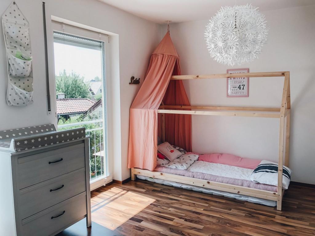 Full Size of Diy Bett Endlich Durchschlafen Hausbett Fr Nach Montessori 120 140x200 Mit Bettkasten Poco Kleinkind Musterring Betten 220 X 200 180x200 160x200 Lattenrost Wohnzimmer Diy Bett