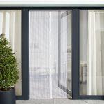 Moskito Vorhang Mit Magneten Fliegengitter Fenster Maßanfertigung Magnettafel Küche Für Wohnzimmer Fliegengitter Magnet